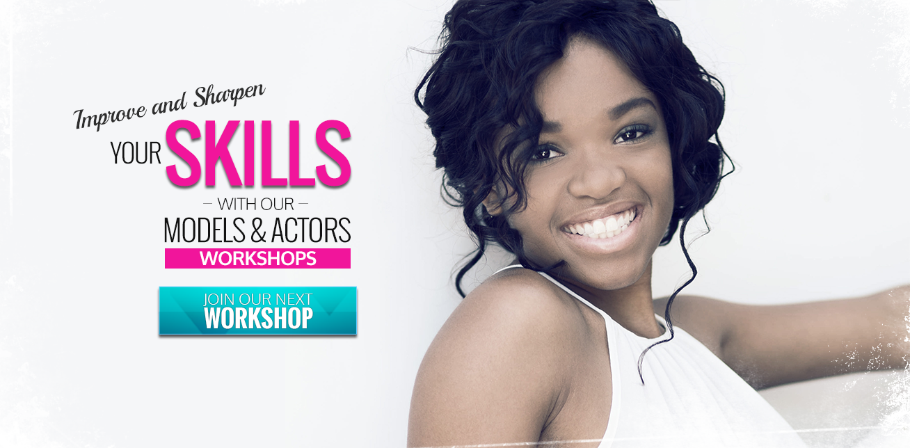 Improve your skills with SWMT's models and actors workshop.