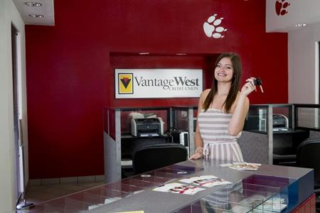 Vantage West Credit Union Fights